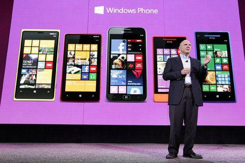 Windows Phone市场份额岌岌可危 开发者何去何从?