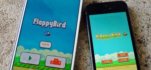 看像素游戏Flappy Bird如何称霸美国区App Store免费榜
