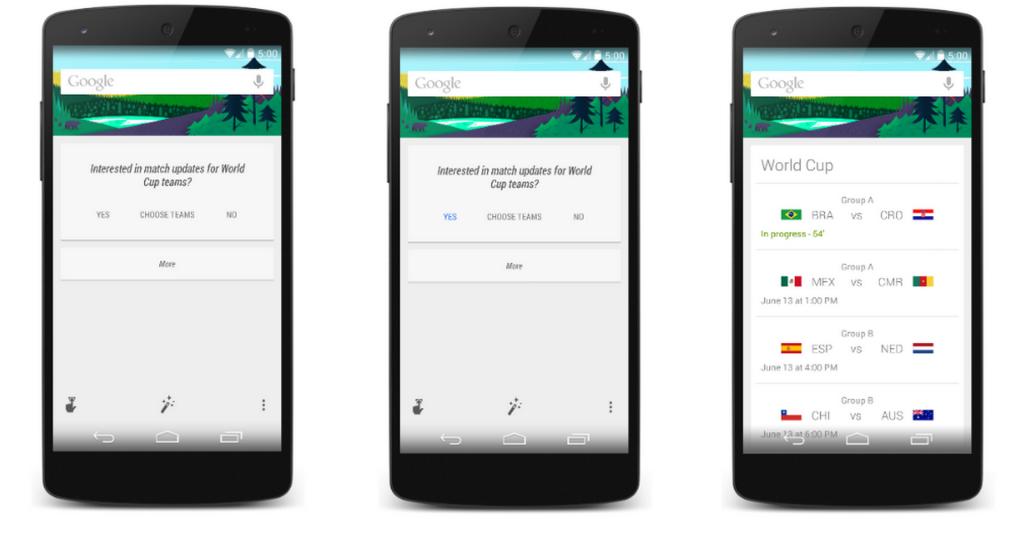 Android 5.0,我们可能会在两周后的Google I/O上看到它