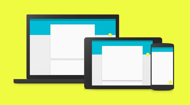 谷歌发布全新设计语言:跟苹果Swift天壤之别