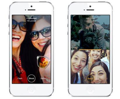 爱盈利:Facebook又推阅后即焚应用:挑战Snapchat