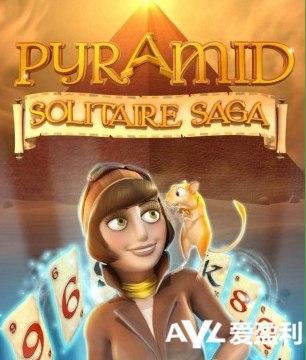 King推另一款Saga游戏:《金字塔纸牌传奇》