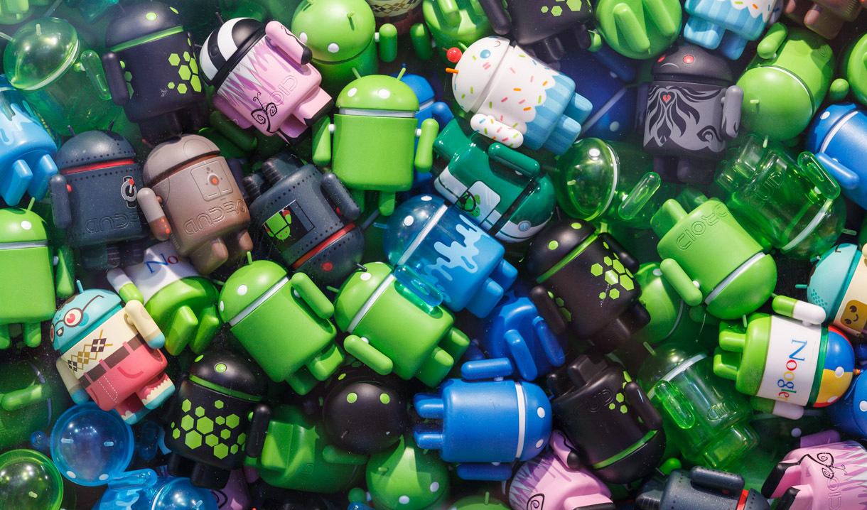 2014年Android碎片化报告