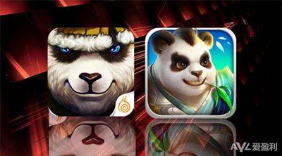 """看""""两只熊猫""""如何称霸AppStore榜单"""