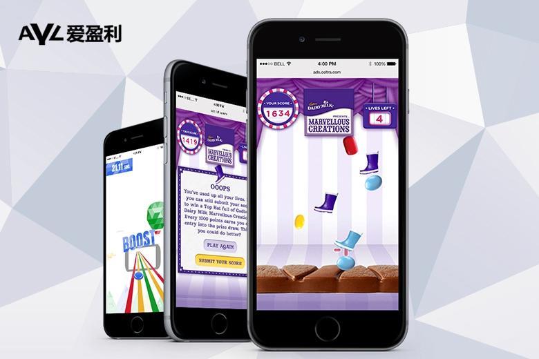 Venturebeat:将移动广告变为游戏将效果更好