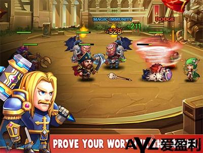 Heroes Charge 《刀塔传奇》海外山寨版斥巨资打电视广告