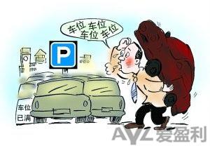 停车APP将是巨头争夺的下一个焦点?