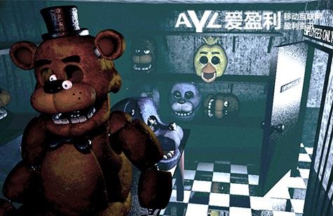 """1人开发 3款""""玩具熊""""同时霸榜北美付费榜"""