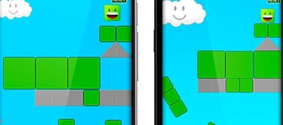 14岁小女孩推出Android手游《Crazy Block》