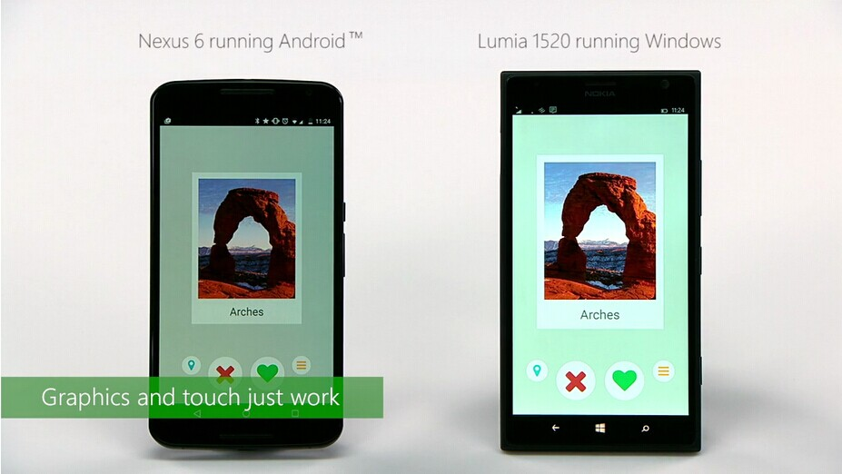 能让 Windows 10 运行 Android 应用的