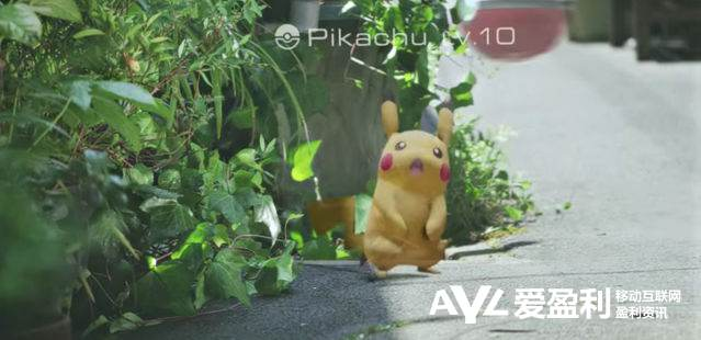 《Pokémon Go》让你体验在真实世界中捕获口袋妖怪