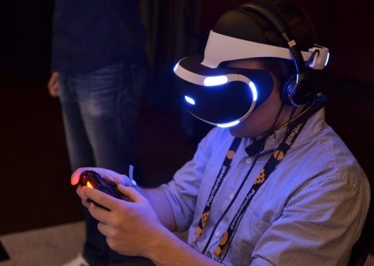 腾讯网易领衔 看巨头如何布局VR市场