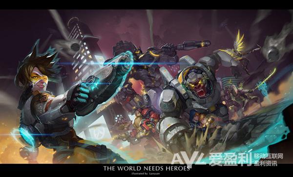 暴雪副总裁:移植经典RTS游戏到移动平台 有望实现