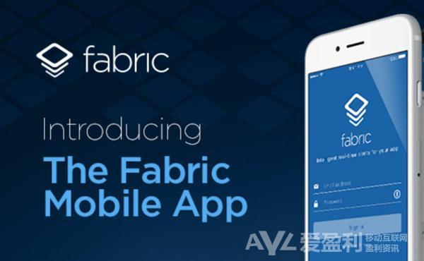 Twitter探索新盈利模式 推出APP管理应用 Fabric
