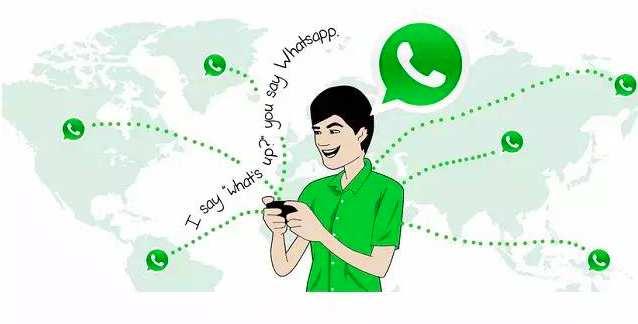 WhatsApp月活跃数破 10亿大关 全球每7个人就有一个在用