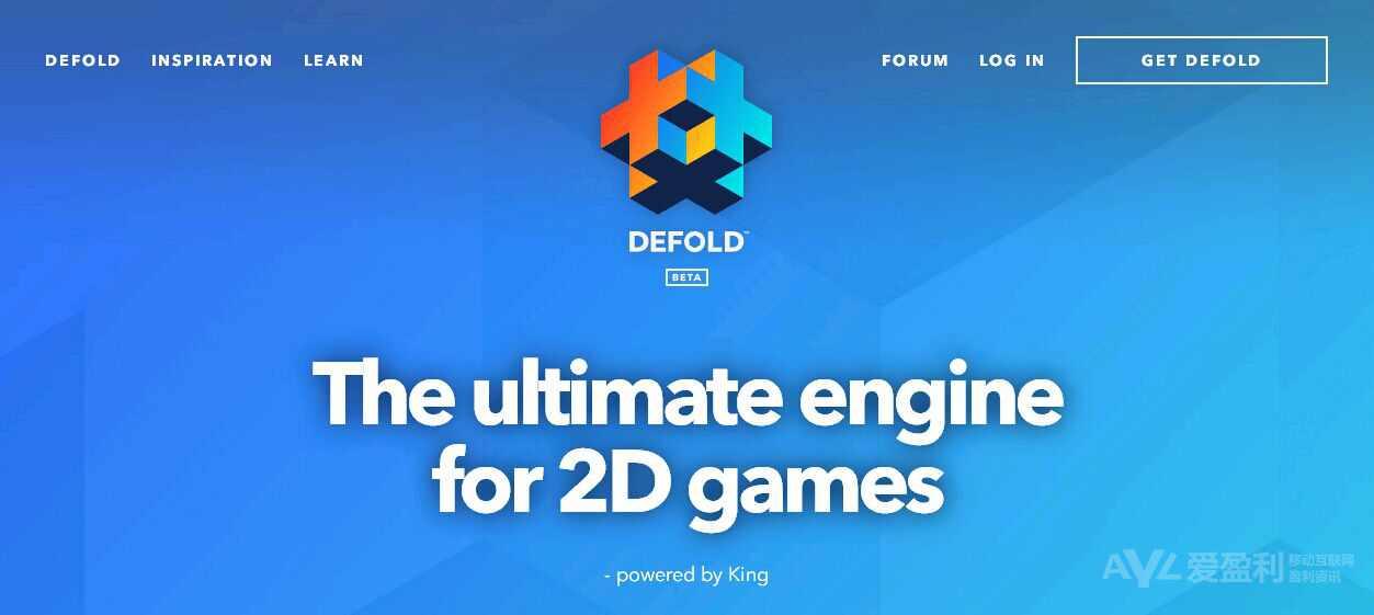 好消息:King免费向开发者开放其手游引擎 Defold