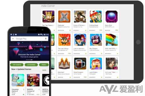 开发者好消息 Google Play开设独立游戏专区