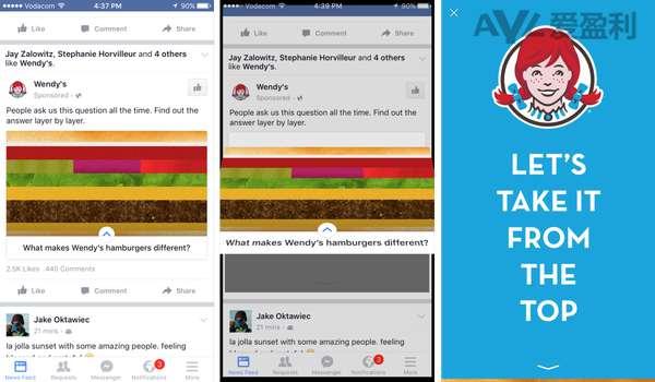 Facebook 如何利用Instant Ads 让流失用户回来