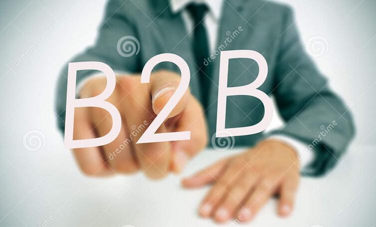 B2B服务可能是这个时代最大商机,而这一切才刚刚开始