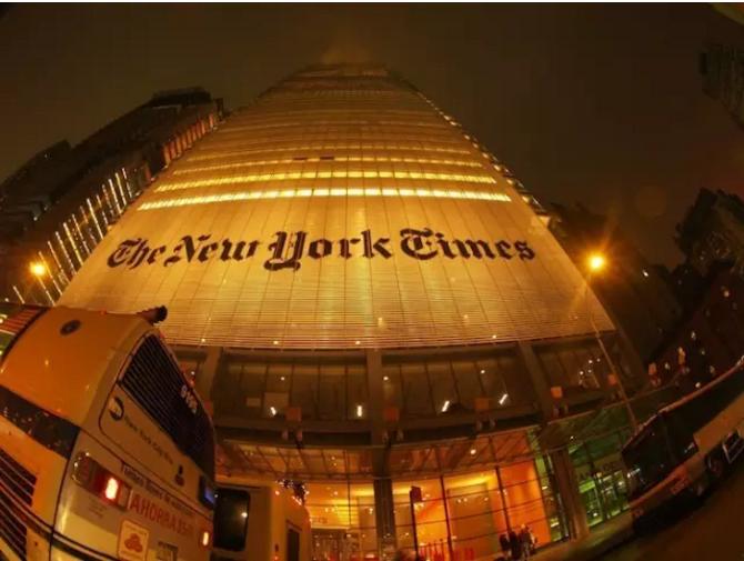 《纽约时报》APP即将下架,又一次令人唏嘘的失败转型
