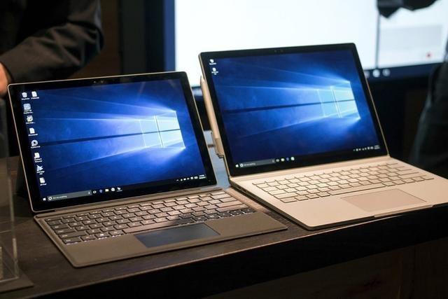 气晕苹果!微软宣布消费者可用旧 Macbook 折价购买新 Surface Pro