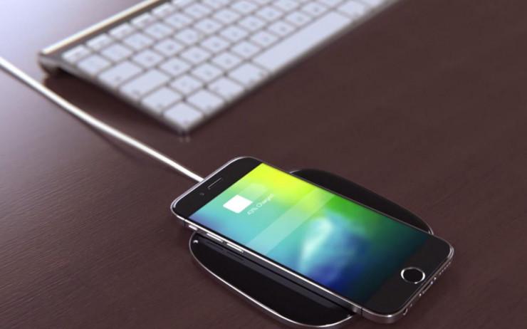 iPhone 8支持无线充电了?传鸿海正为苹果开发无线充电模块