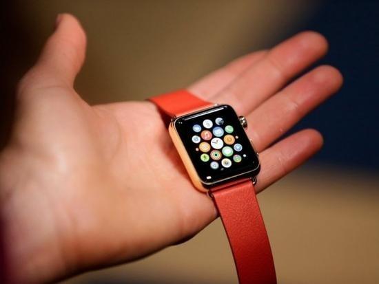 苹果员工称圣诞礼物Apple Watch Series 2 已经供不应求