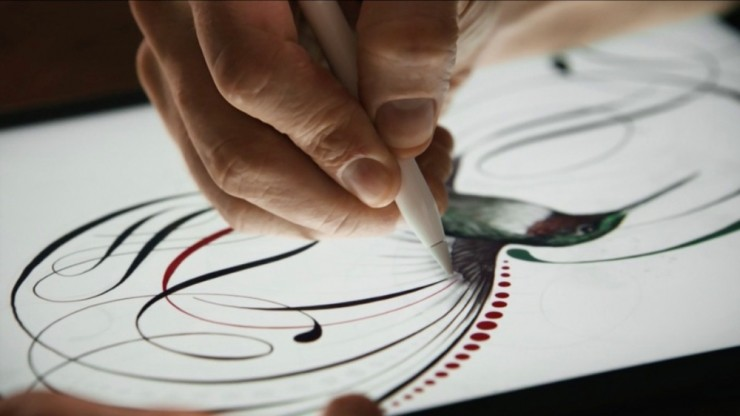 苹果又搞新专利:iPhone也要有手写笔了?