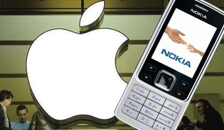 苹果又被起诉!诺基亚状告苹果侵犯自家 32 项技术专利