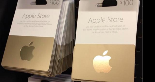 App Store充值卡线上开卖,背后是苹果的诚意和阿里的野心