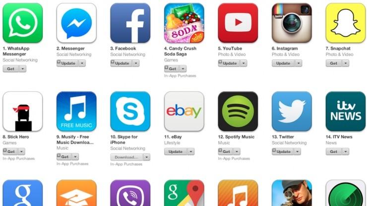 苹果App Store要涨价了?英国部分应用提价25%以上