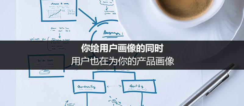 产品经理的思辨:你给用户画像的同时,用户也在为你的产品画像