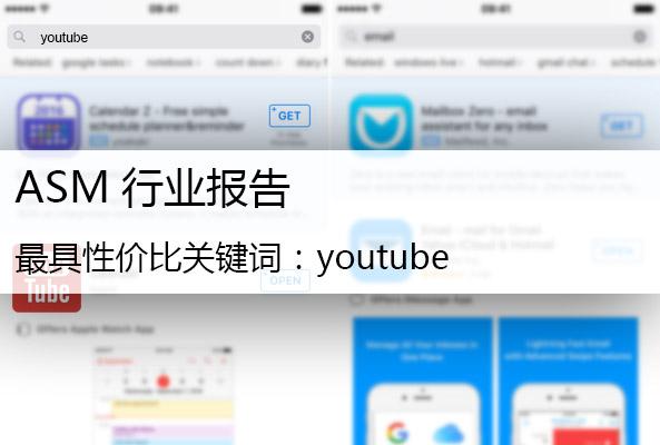 """运营小咖秀发布ASM行业报告:""""Youtube""""点一下0.2美金"""
