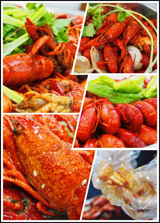 小龙虾的究极进化