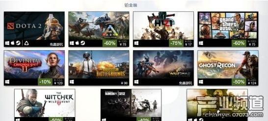 Steam公布2017最佳游戏榜单《绝地求生》入围四奖项