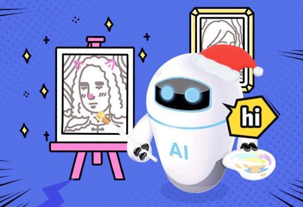 《逆天AI现身自拍界,我们深入八了一下美图秀秀的最新黑科技》