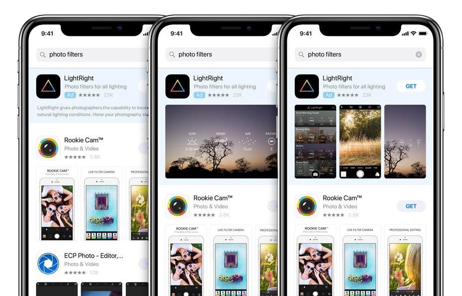 苹果竞价(SearchAds)2018年度创收5亿美元,2020将增至20亿