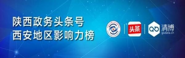 陕西政务头条号—2月影响力榜重磅发布