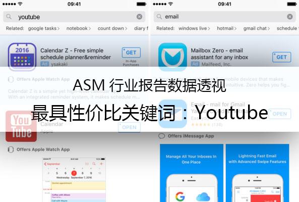 """运营小咖秀即将发布ASM行业报告:""""Youtube""""点一下0.2美金"""