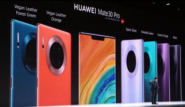 华为Mate 30发布,5G手机时代曙光初现