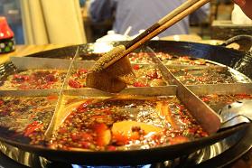 重庆网红火锅