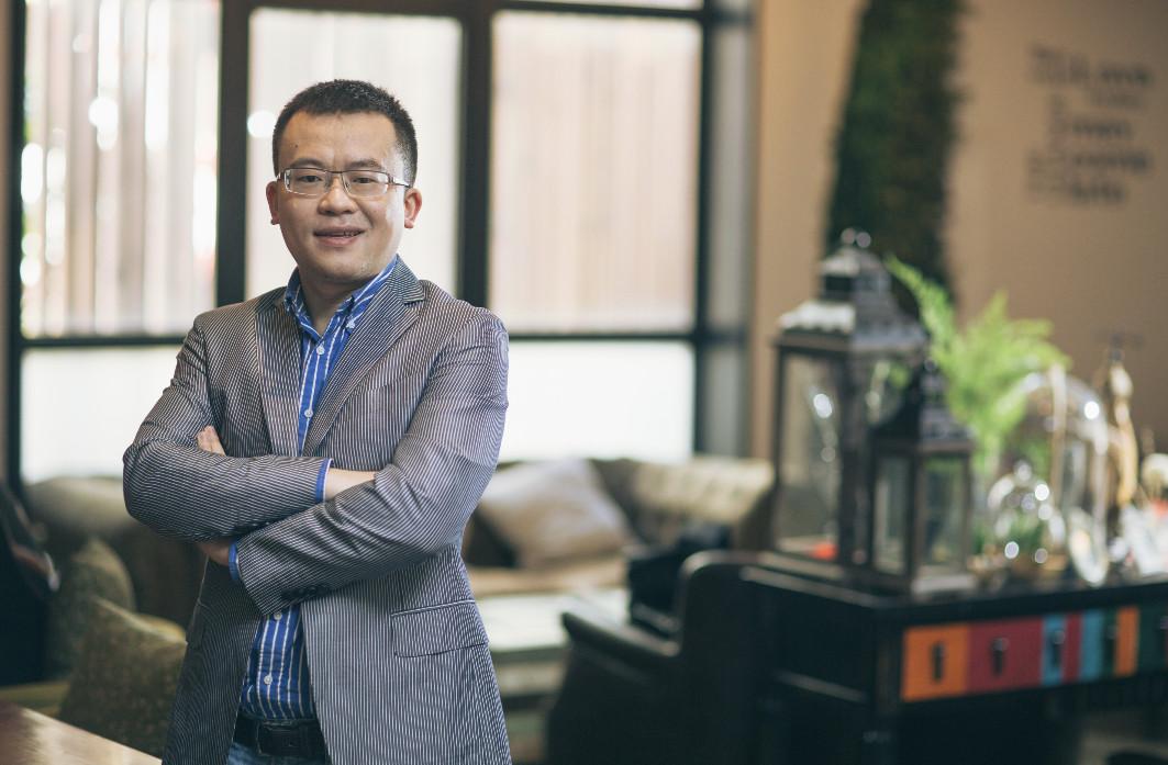 蘑菇租房联合创始人 龙东平
